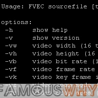 Video Encoder Engine for Adobe Flash (Linux)