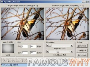 Vignetting Reducer 1.5