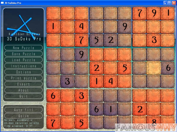 Xing Sudoku